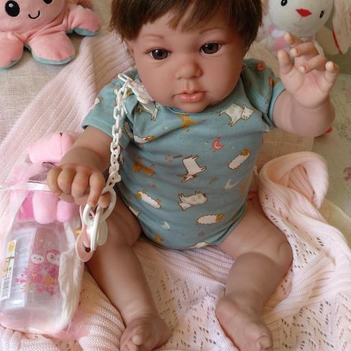MIRABELLA:bebé reborn más real . [3]