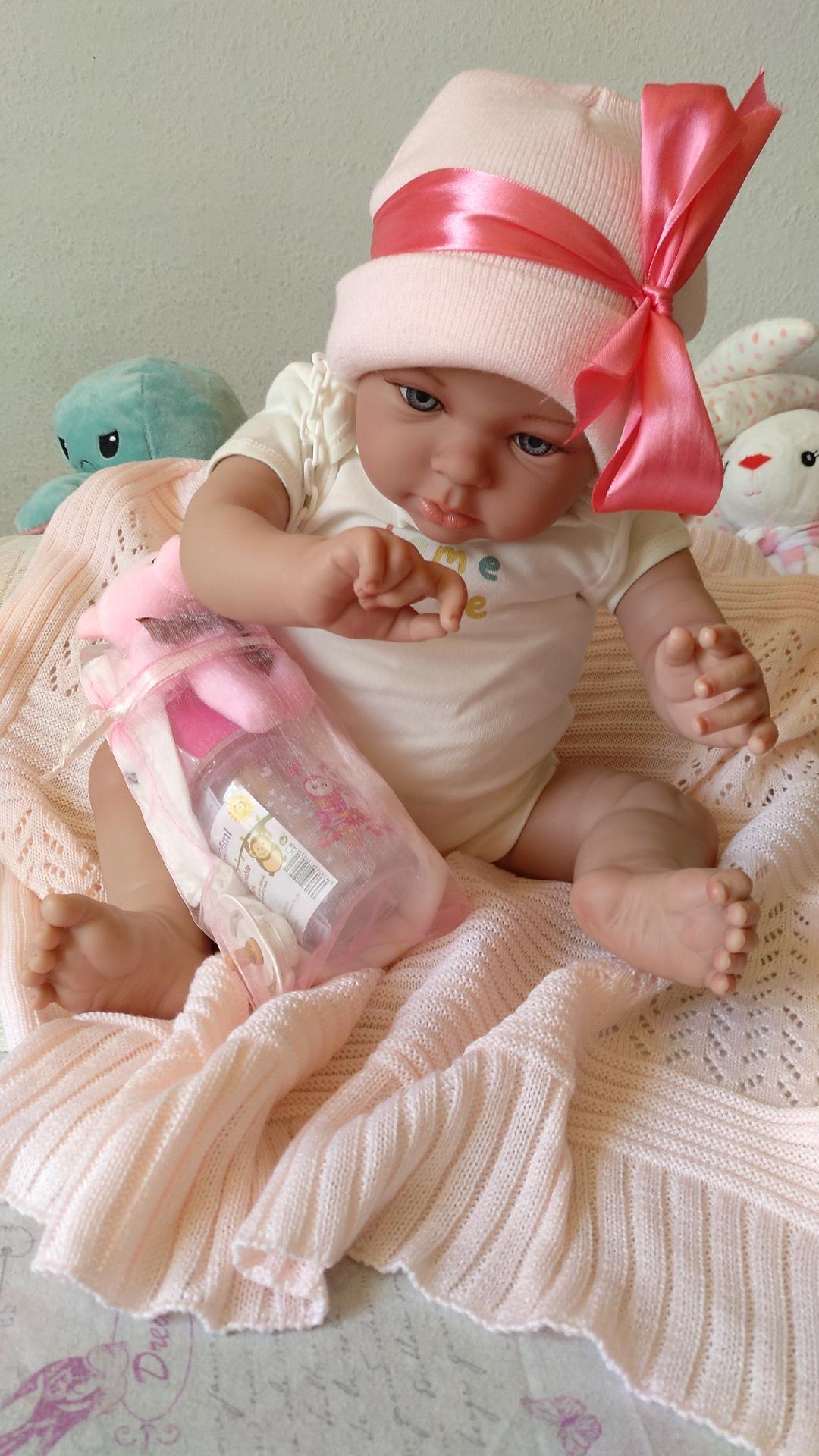 ABRIL.bebé reborn más real.