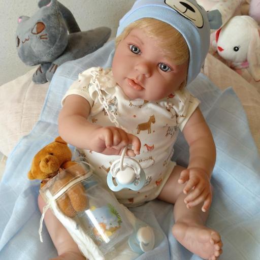 NICOLÁS:bebé reborn más real. [1]