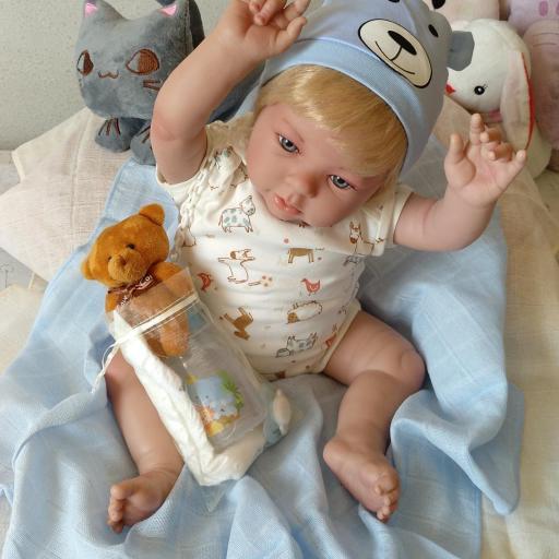 NICOLÁS:bebé reborn más real. [2]
