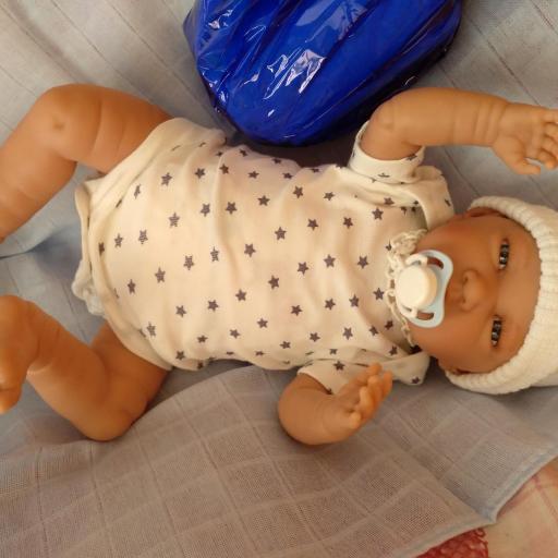 Bebé reborn articulado [2]