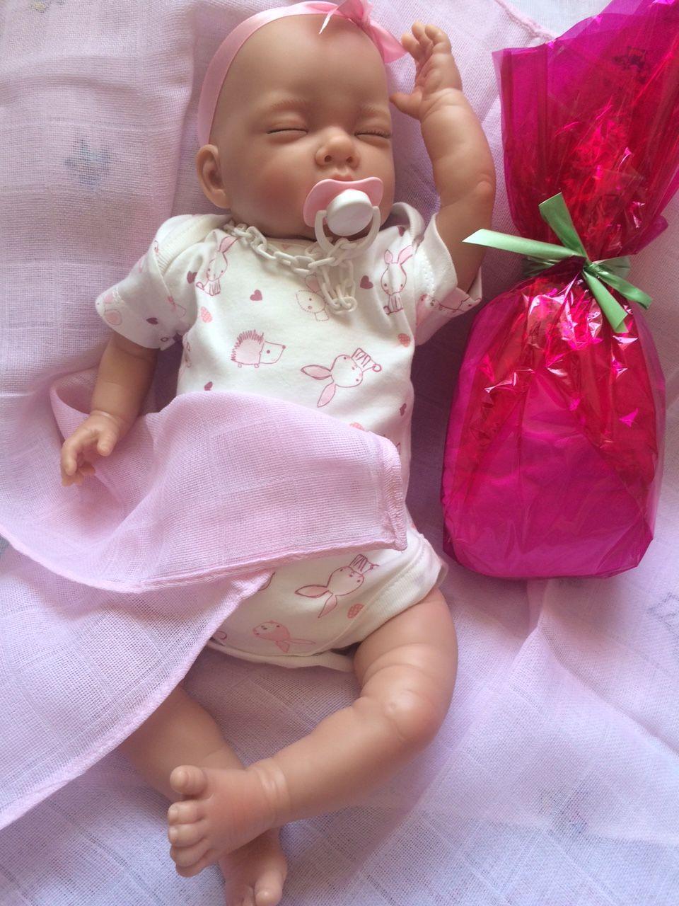 Reborn dormida Noelia