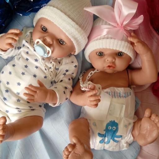gemelos muñecos prematuros [1]