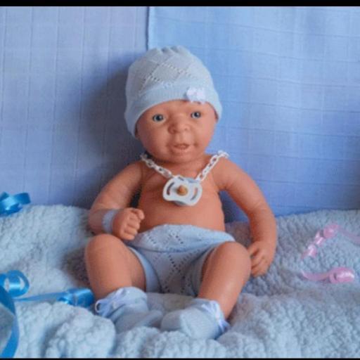 LILO:reborn prematuro vinilo sexado niño: [2]