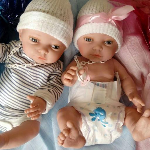 ISMAEL: reborn prematuro vinilo sexado niño: [3]