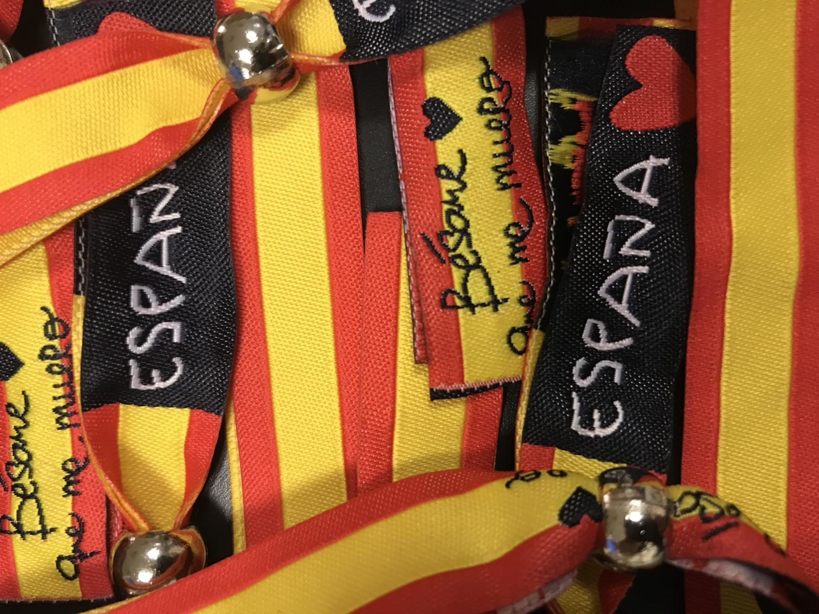 PORTES GRATIS 10 PULSERAS ESPAÑA