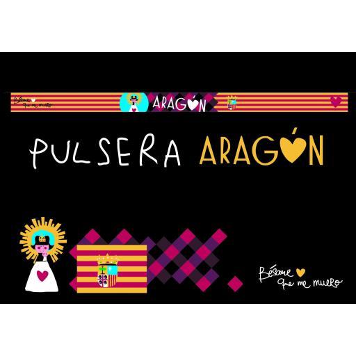 10 PULSERAS ARAGON