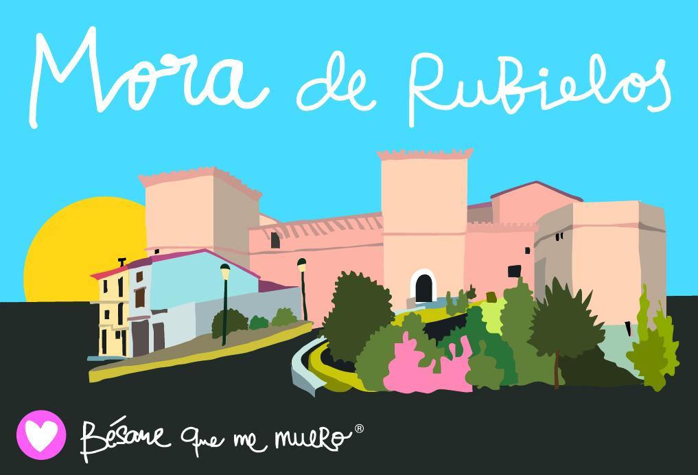 IMANES MORA DE RUBIELOS