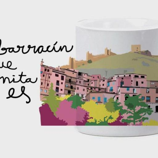 "Taza ""Albarracín"""