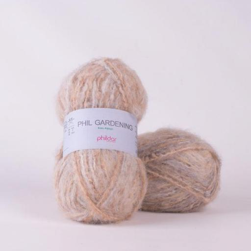 PHIL GARDENING COLOR SABLE