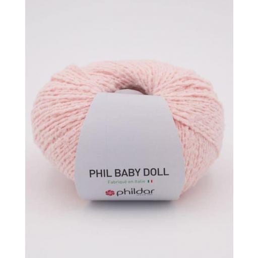 PHIL BABY DOLL COLOR PETALE
