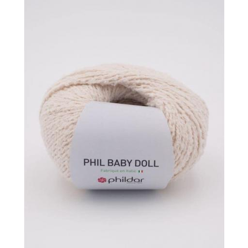 PHIL BABY DOLL COLOR DUNE