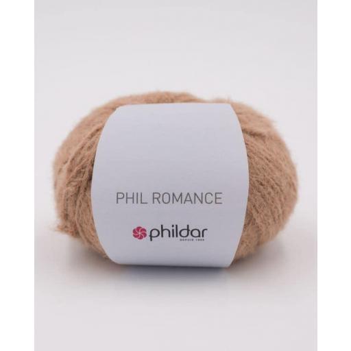 PHIL ROMANCE COLOR CAPPUCCINO