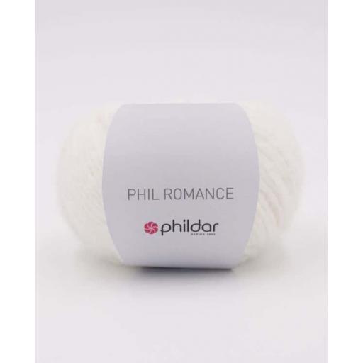PHIL ROMANCE COLOR ECRU