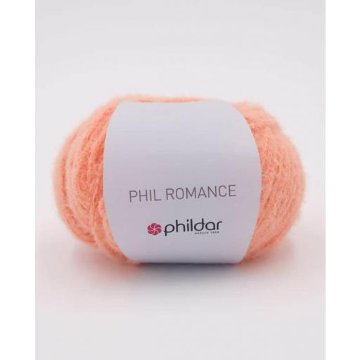 PHIL ROMANCE COLOR PAMPLEMOUSSE
