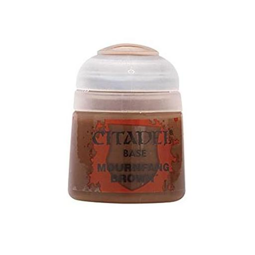 CITADEL BASE MOURNFANG BROWN 12ML