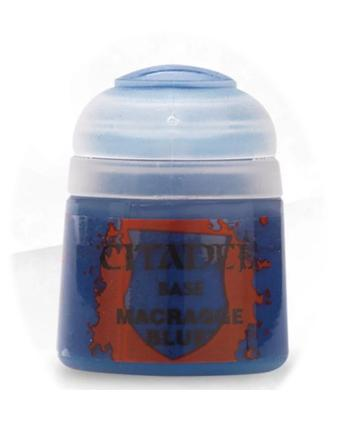 CITADEL BASE MACRAGGE BLUE 12 ML