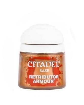 CITADEL BASE RETRIBUTOR ARMOUR 12 ML