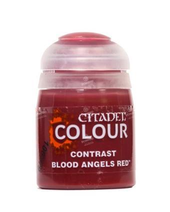 CITADEL CONTRAST BLOOD ANGELS RED 18 ML