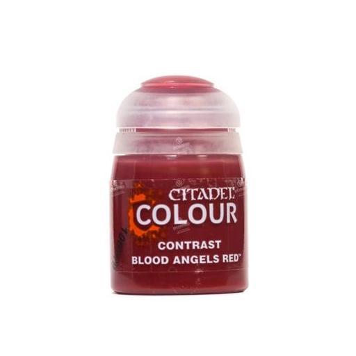 CITADEL CONTRAST BLOOD ANGELS RED 18 ML