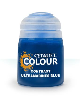 CITADEL CONTRAST ULTRAMARINES BLUE 18 ML