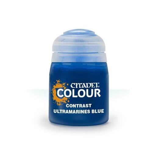 CITADEL CONTRAST ULTRAMARINES BLUE 18 ML