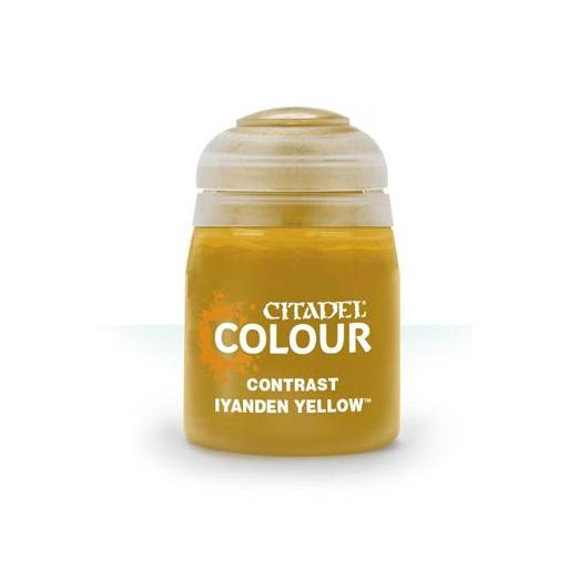 CITADEL CONTRAST IYANDEN YELLOW 18 ML