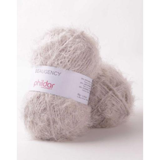 PHIL BEAUGENCY COLOR FLANELLE
