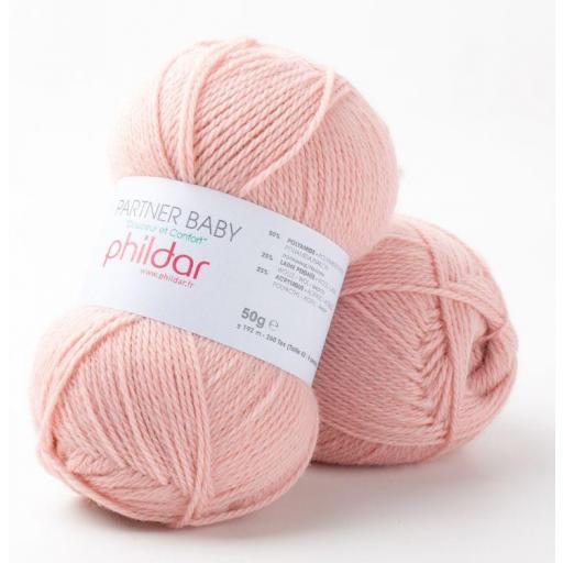 PHIL PARTNER BABY COLOR ROSE THE