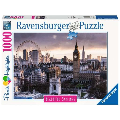 RAVENSBURGER BEAUTIFUL SKYLINES LONDON 1.000 PIEZAS