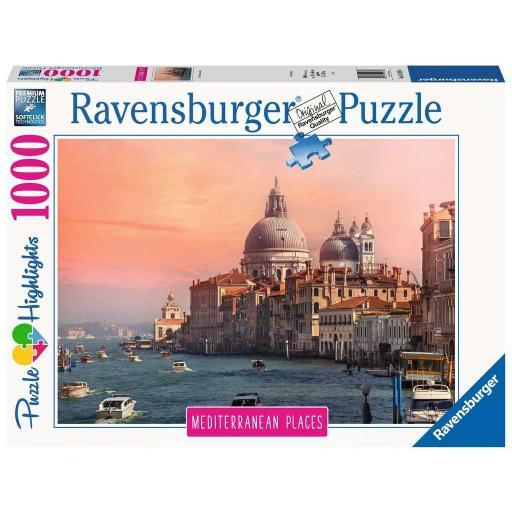 RAVENSBURGER MEDITERRANEAN ITALY 1000 PIEZAS