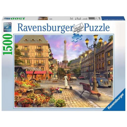 RAVENSBURGER VINTAGE PARIS  1.500 `PIEZAS