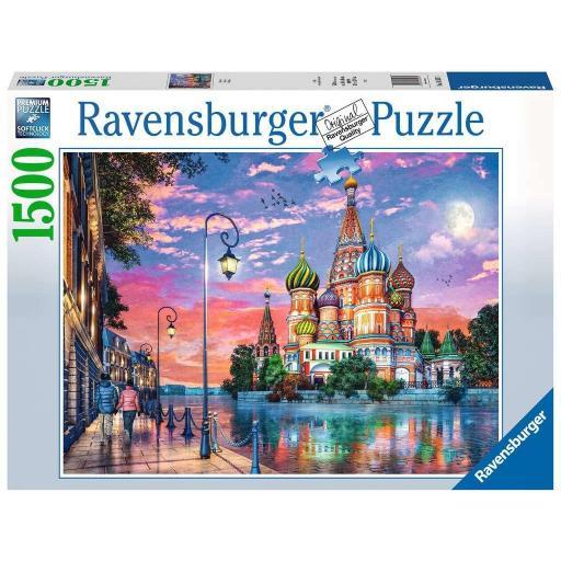 RAVENSBURGER PUZZLE MOSCU 1500 PIEZAS