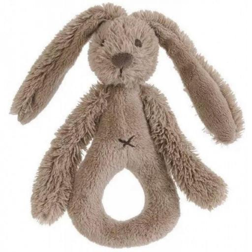 HAPPY HORSE  SONAJERO CLAY RABBIT RICHIE RATTLE