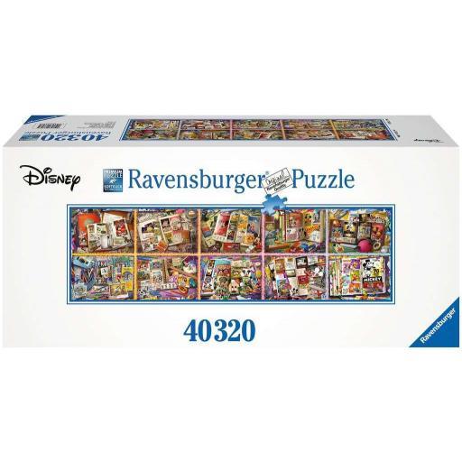 RAVENSBURGER MICKEY MOUSE PUZZLE 40320 PIEZAS  *** ESTE PUZZLE TIENE UN PLAZO ENTREGA MIN. 20 DIAS ***