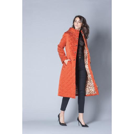 SCRIPTA COAT KISPO ORANGE REF 195048