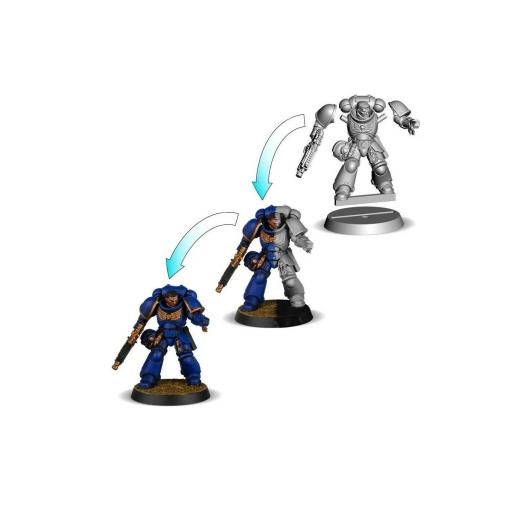 Intercessors + Paint Set Warhammer 40K  [2]