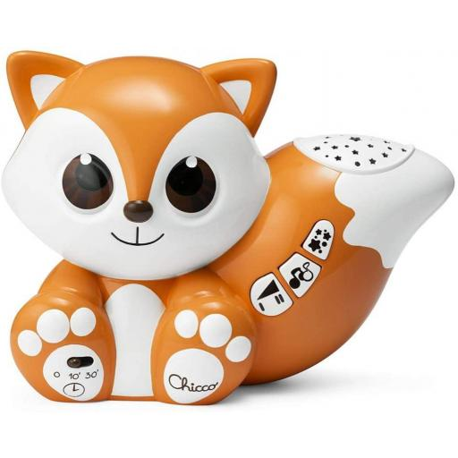 CHICCO TOY MF FOX PROYECTOR