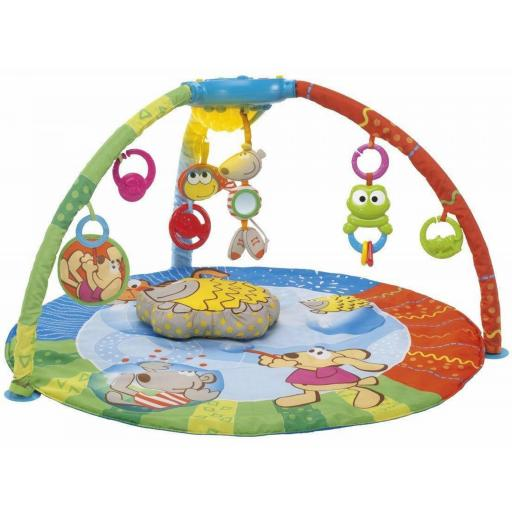CHICCO BUBBLE GYM ALFOMBRA ELECTRONICA