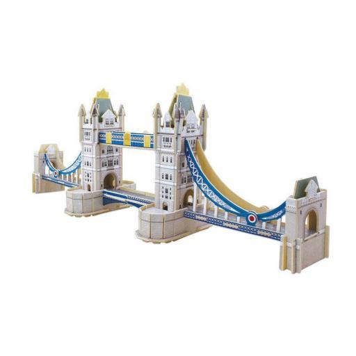 PUZZLE 3D SCULPTURE TOWER BRIDGE LONDON