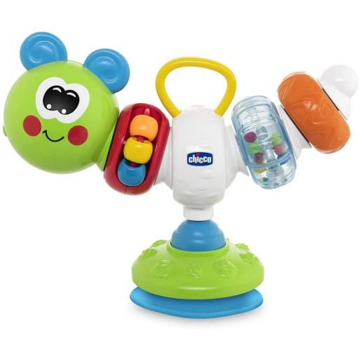 CHICCO HIGHCHAIR TOY CATERPILLAR