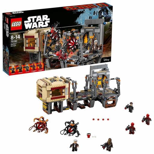 LEGO Star Wars  Huida de Rathtar  REF 75180  [3]