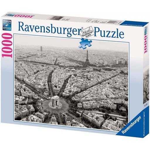 RAVENSBURGER GRAN CIUDAD PARIS 1000 PIEZAS