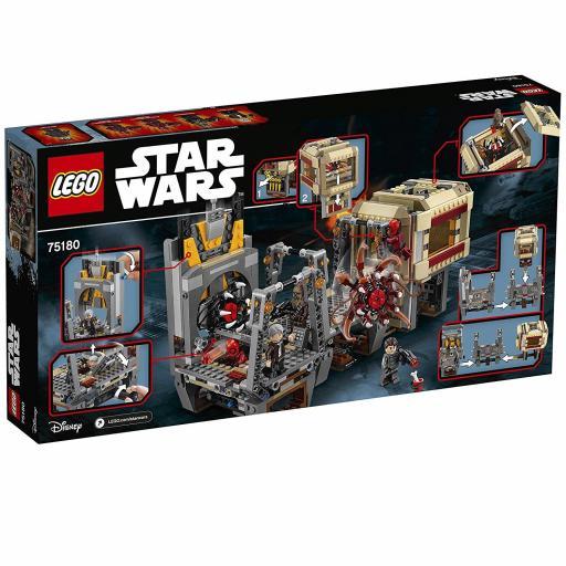 LEGO Star Wars  Huida de Rathtar  REF 75180