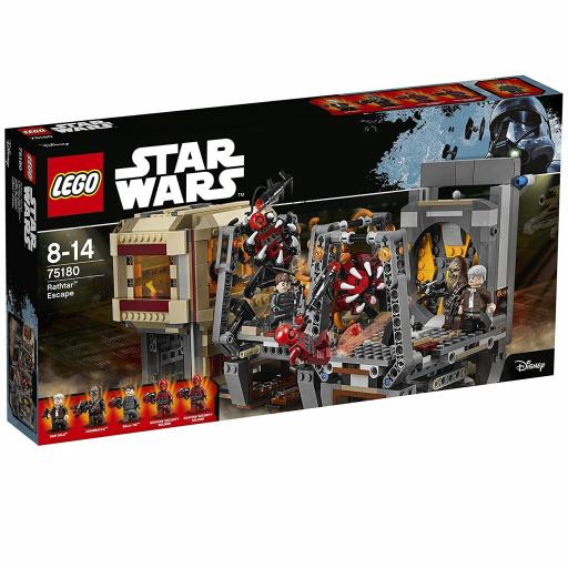 LEGO Star Wars  Huida de Rathtar  REF 75180  [1]