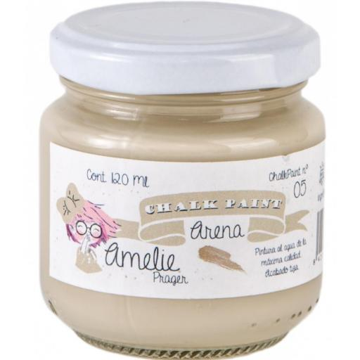 CHALK PAINT AMELIE  120ML COLOR 05  ARENA