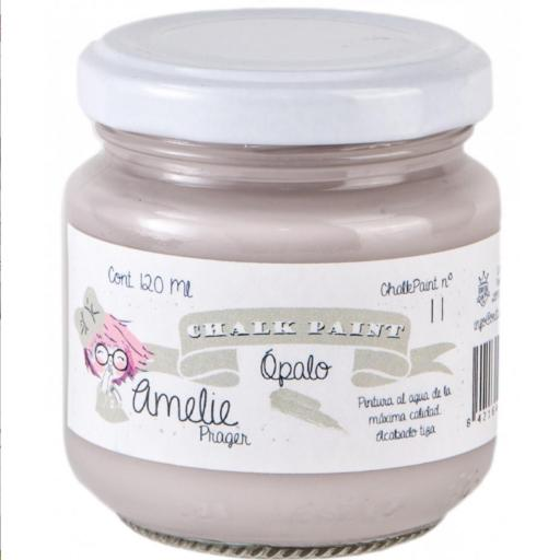 CHALK PAINT AMELIE  120ML COLOR 11  OPALO