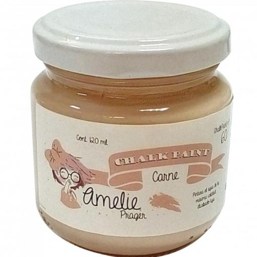 CHALK PAINT AMELIE  120ML COLOR 60 CARNE