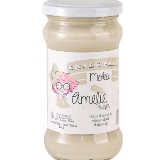 CHALK PAINT AMELIE  280ML COLOR  04 MOKA [0]