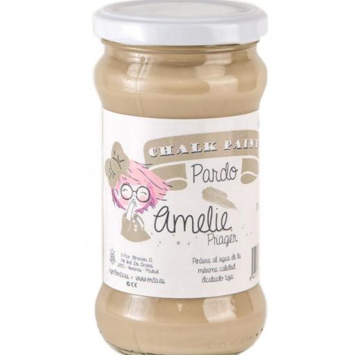 CHALK PAINT AMELIE  280ML COLOR 06 PARDO [0]